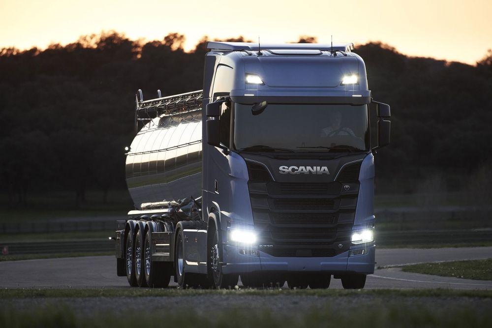 Scania Série S, foto 4