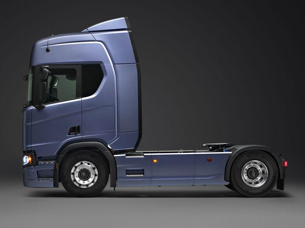 Scania Série S, foto 2