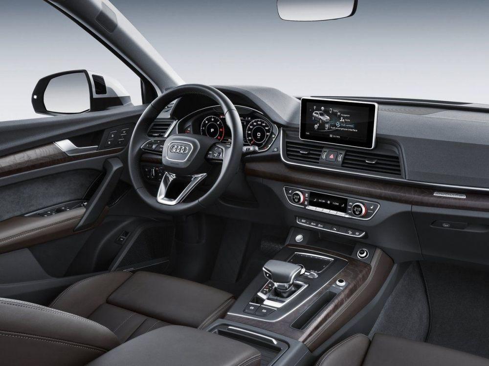 Nová Audi Q5 má so svojim predchodcom spoločný len názov, foto 3