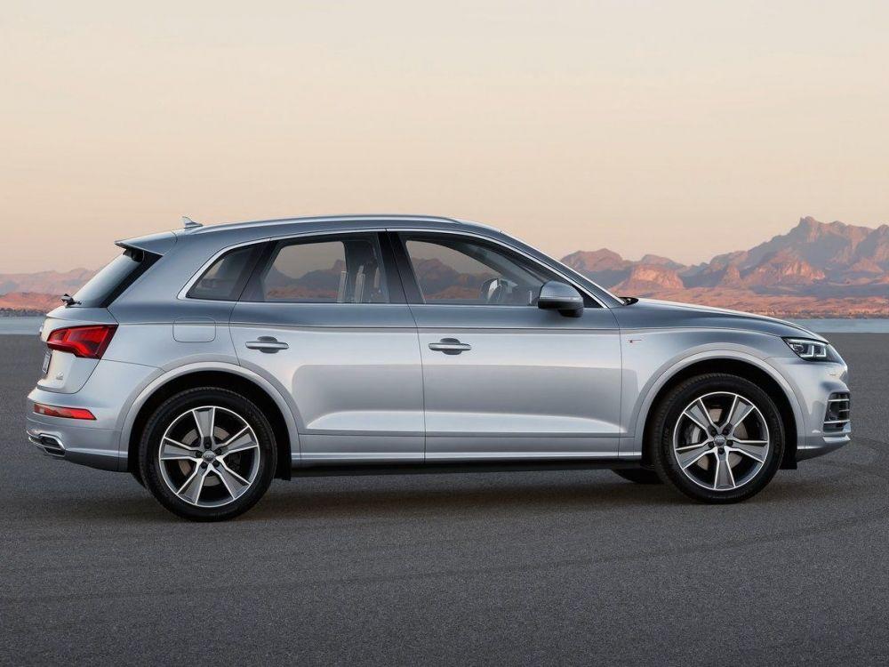 Nová Audi Q5 má so svojim predchodcom spoločný len názov, foto 2