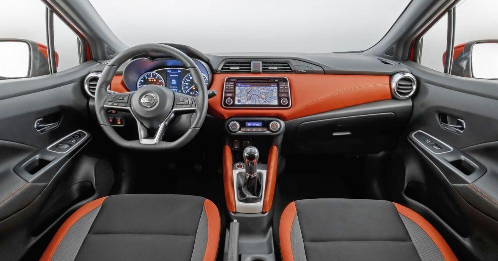 Nový Nissan Micra, foto 5