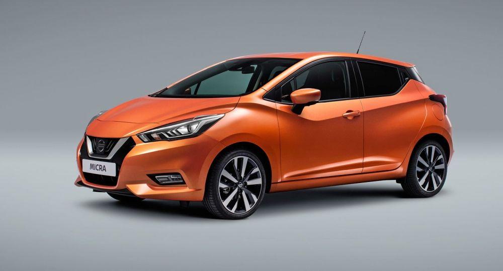 Nový Nissan Micra, foto 1