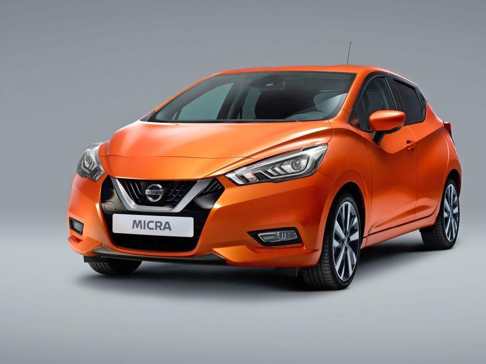 Nový Nissan Micra, foto 3
