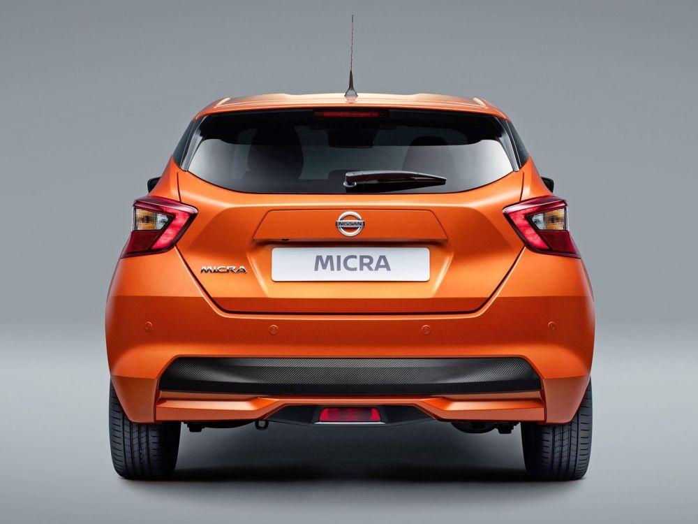 Nový Nissan Micra, foto 4