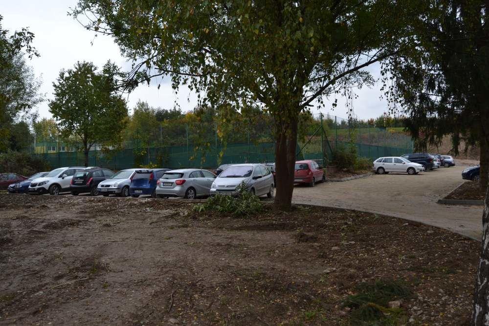 Práce na rekonštrukcii parkoviska v areáli žilinskej nemocnice, foto 15