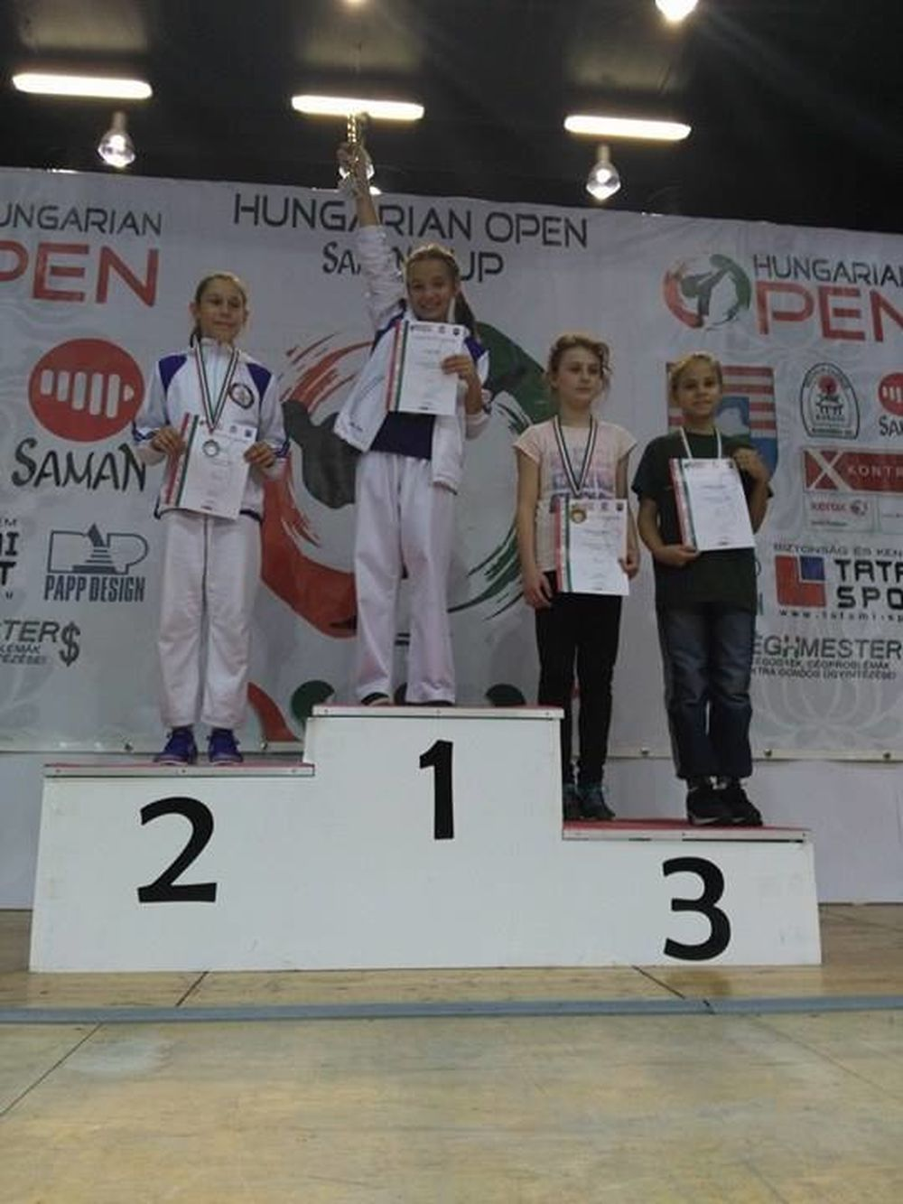 Hungarian Open + Lubovna Cup 2016 Karate AC Uniza , foto 2