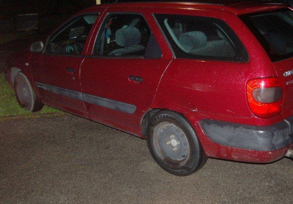 Mladíci ukradli auto, najmladší mal len 14 rokov, foto 2