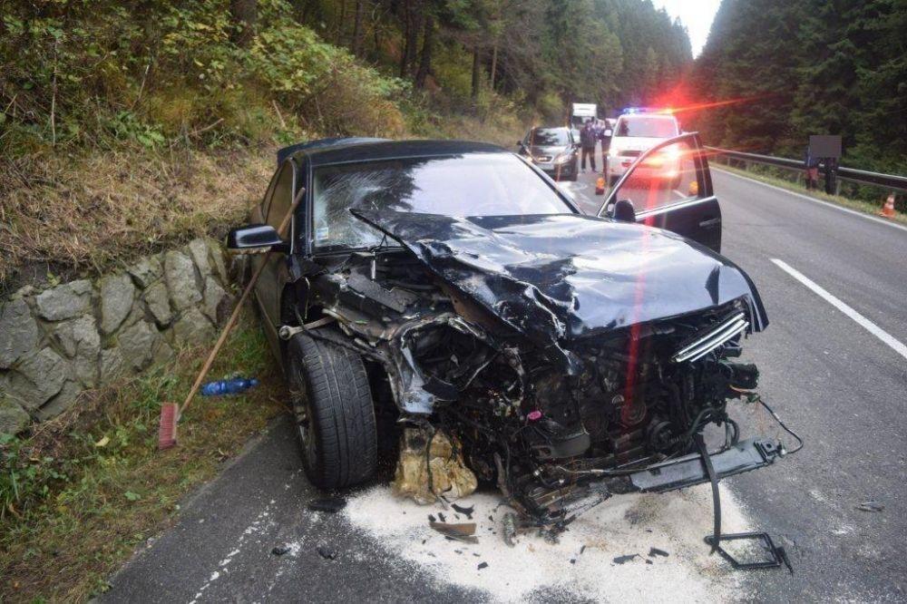 Tragická dopravná nehoda pri Ružomberku, foto 3