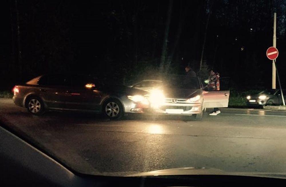 Dopravná situácia v Žiline 4.11.2016, foto 1