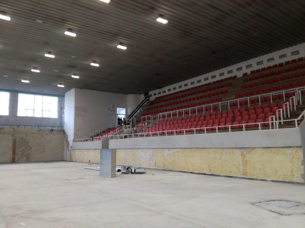 Žilinský kraj rekonštruuje športovú halu na Rosinskej ceste, foto 2
