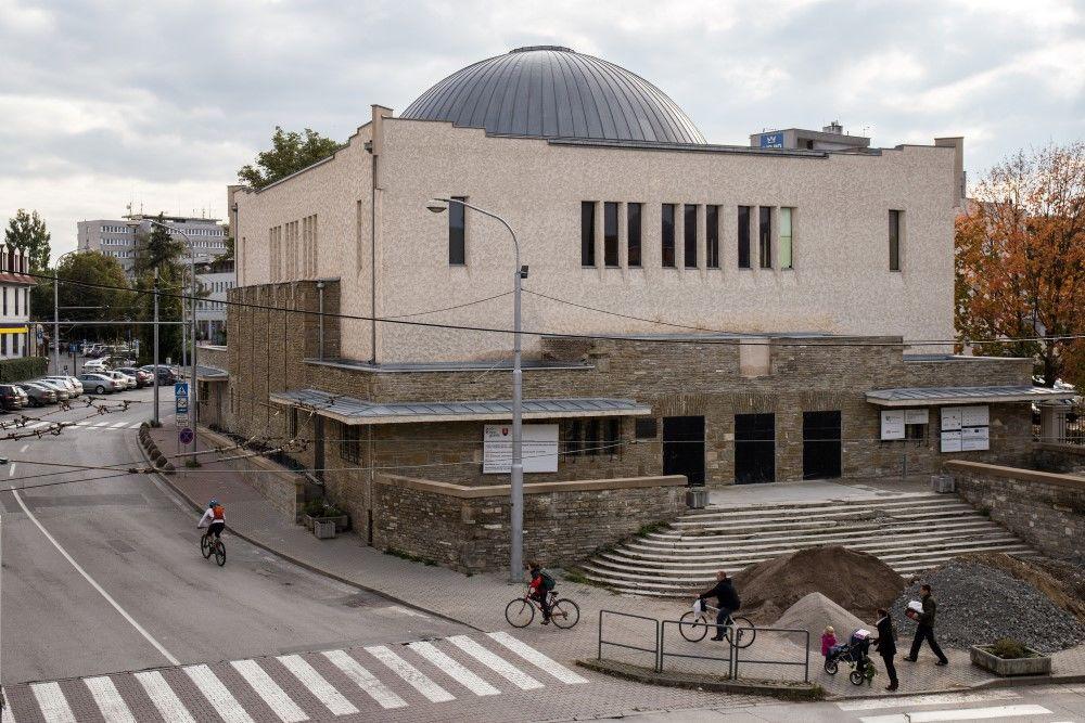 Nová synagóga Žilina, foto 3