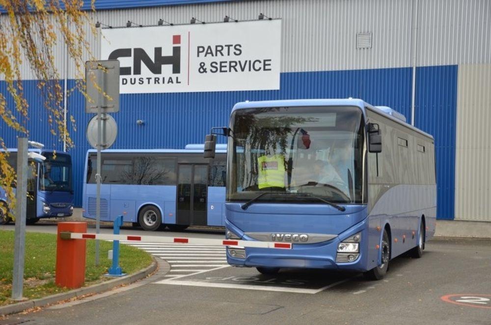 Nové autobusy pre SAD Žilina, foto 1