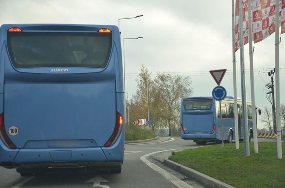 Nové autobusy pre SAD Žilina, foto 2