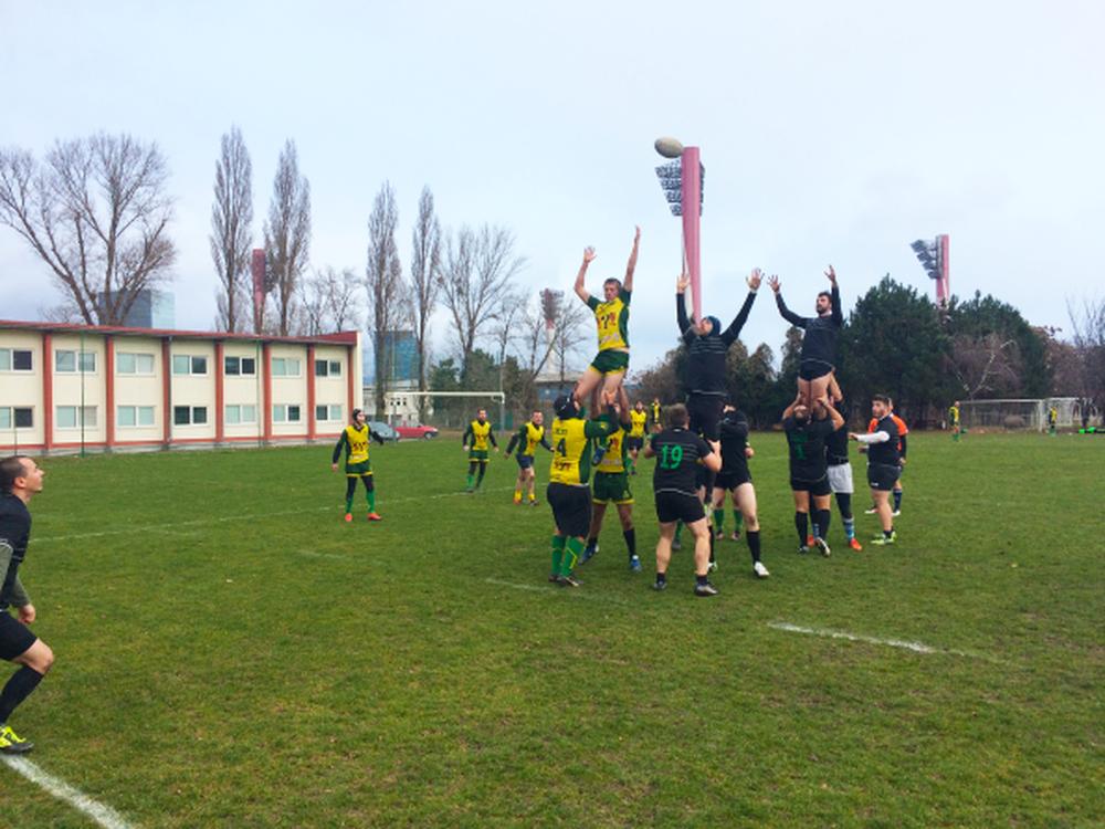 RK Bratislava – Žilina Bears rugby club, foto 2