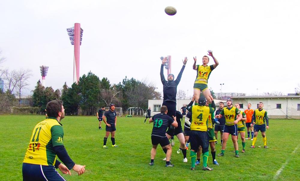 RK Bratislava – Žilina Bears rugby club, foto 3