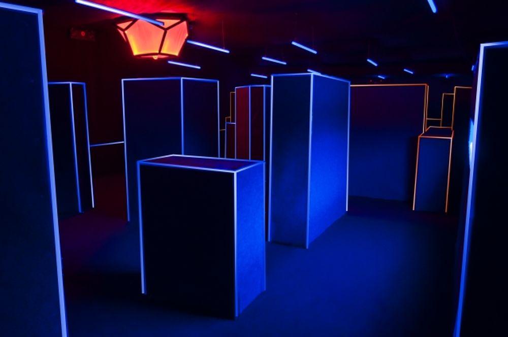 Grid Laser Aréna Žilina, foto 1