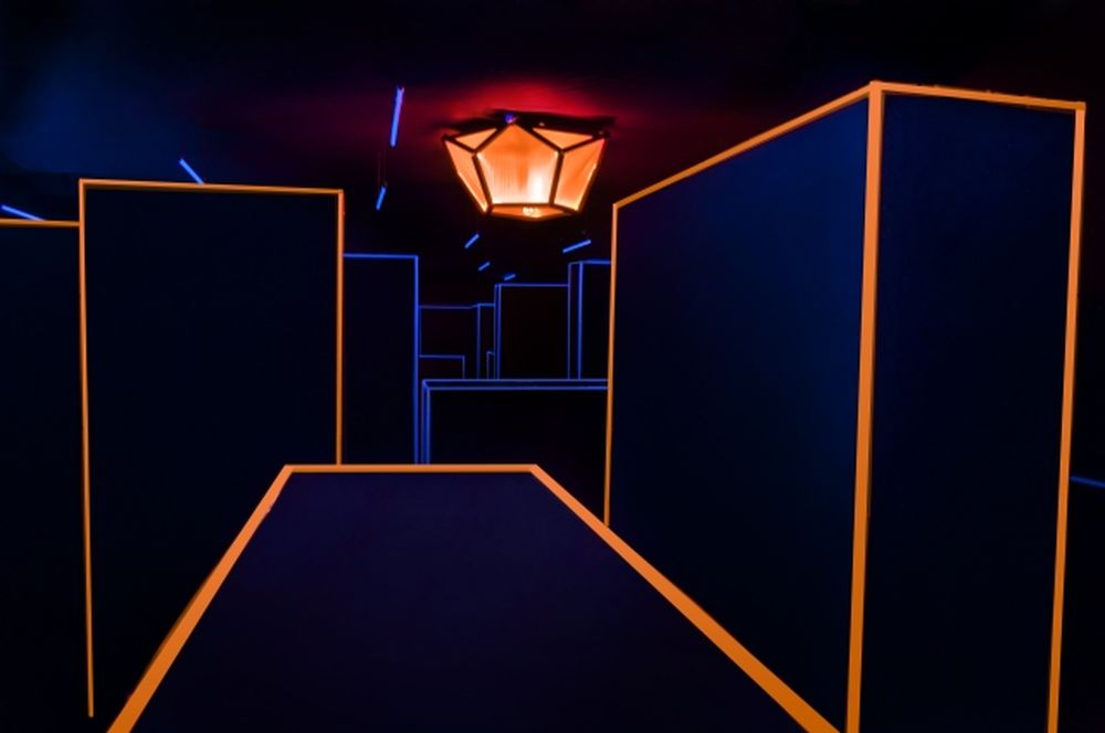 Grid Laser Aréna Žilina, foto 3
