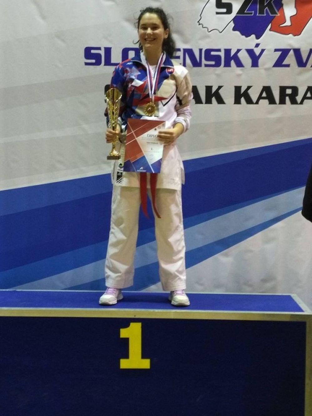 Úspechy Karate klub Žilina Trnava 3.12.2016 - 4.12.2016, foto 3