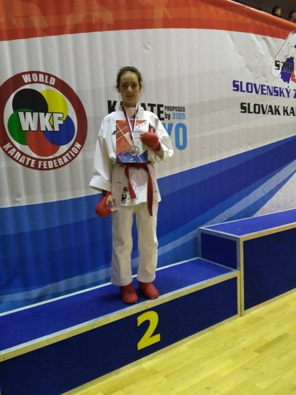 Úspechy Karate klub Žilina Trnava 3.12.2016 - 4.12.2016, foto 4