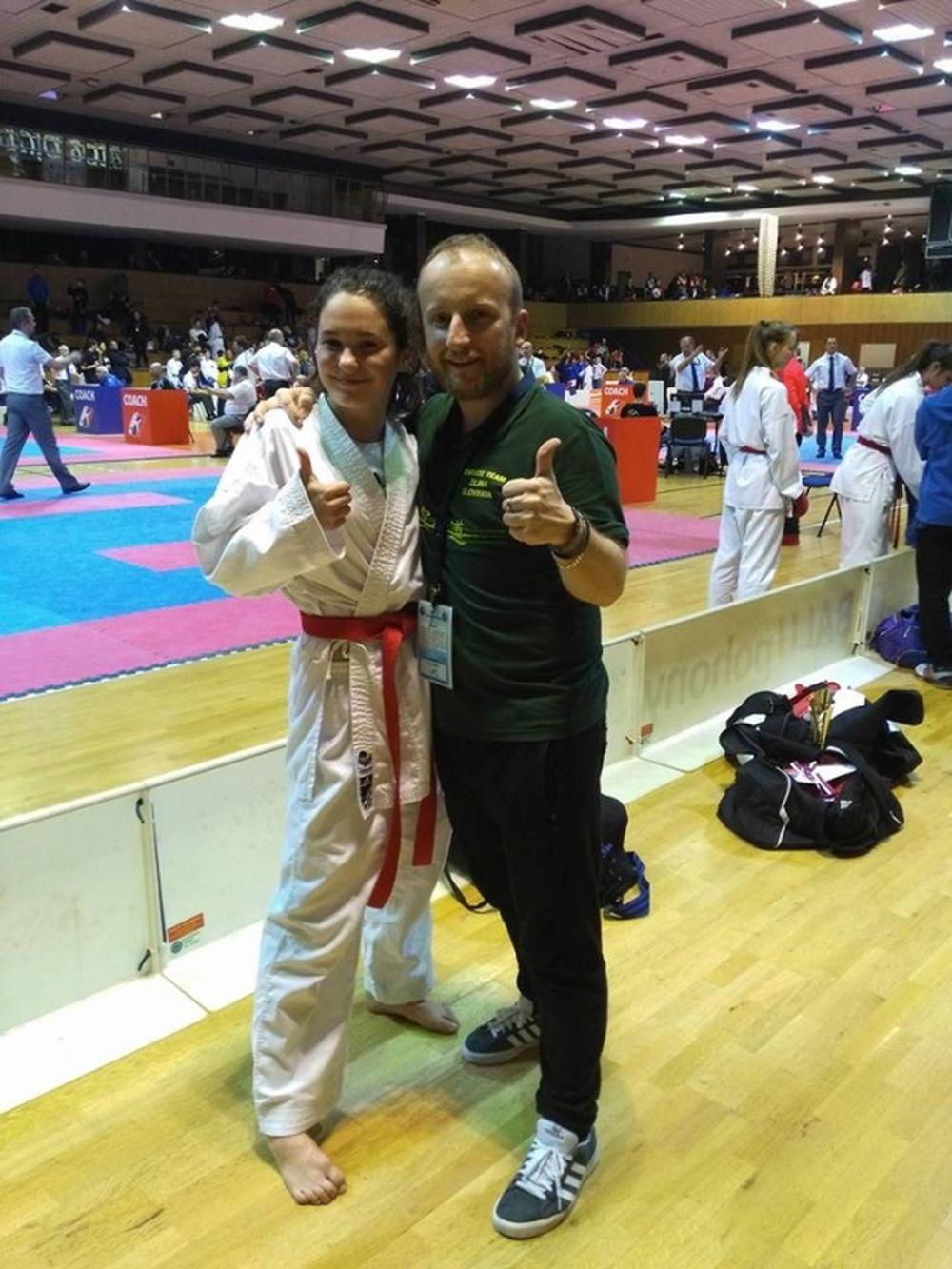 Úspechy Karate klub Žilina Trnava 3.12.2016 - 4.12.2016, foto 7