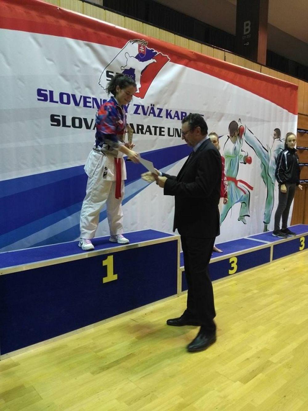 Úspechy Karate klub Žilina Trnava 3.12.2016 - 4.12.2016, foto 10