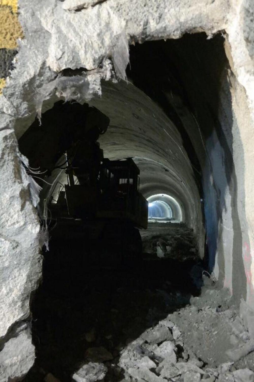 Slávnostné prerazenie tunela Žilina na stavbe D1, foto 1