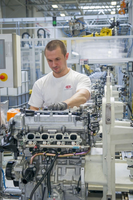 Kia Motors Slovakia 10. výročie závodu, foto 1