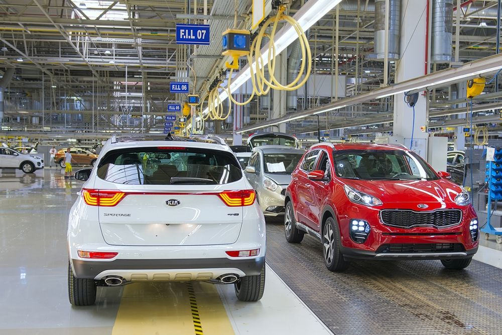 Kia Motors Slovakia 10. výročie závodu, foto 3
