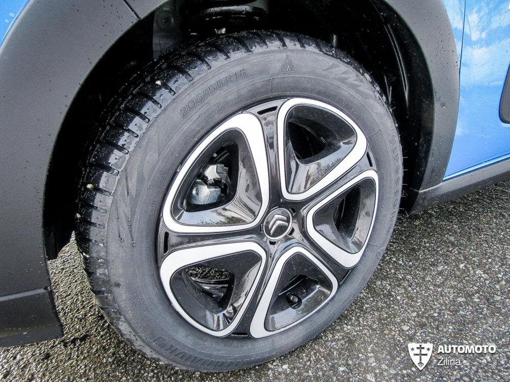 Redakčný test: Citroën C3 1.2 VTi, foto 3