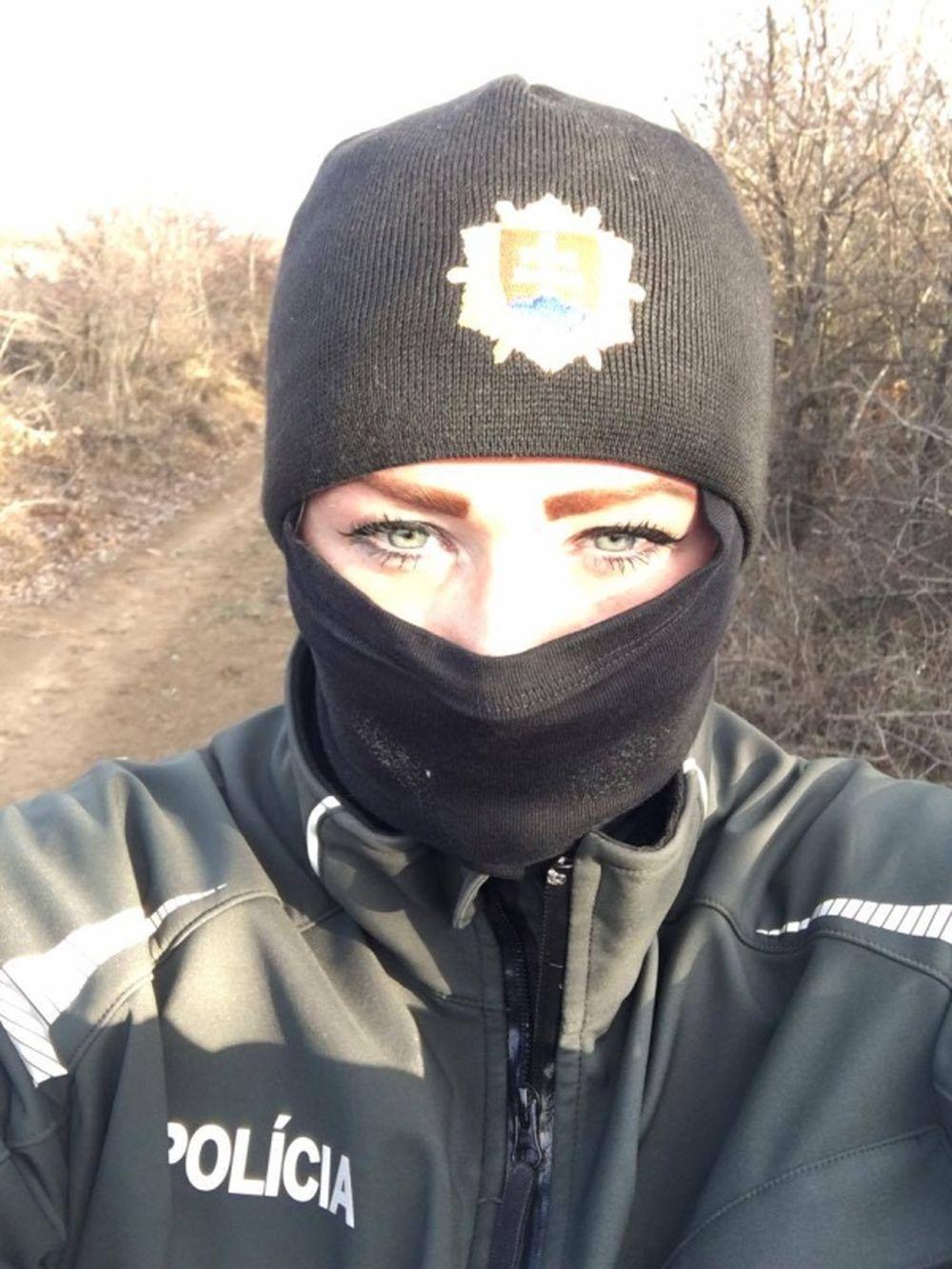 Policajtka zo Žiliny je na misii v Srbsku, foto 1