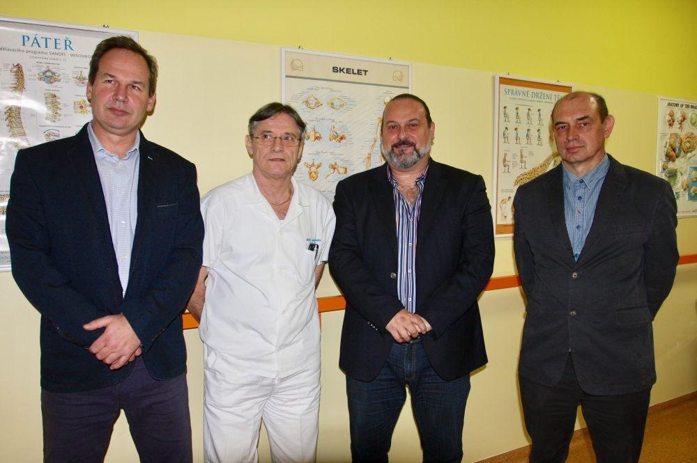 George Trabelssie venoval žilinskej nemocnici prístroje za takmer 19.000 eur, foto 4