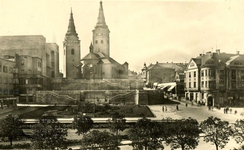 Historické fotografie mesta - 29.časť