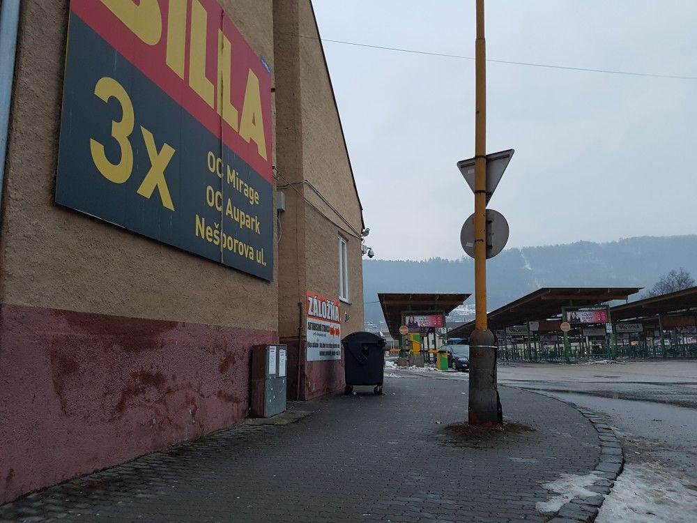 Nové kamery mestskej polície na Spanyolovej a autobusovom nástupišti, foto 2