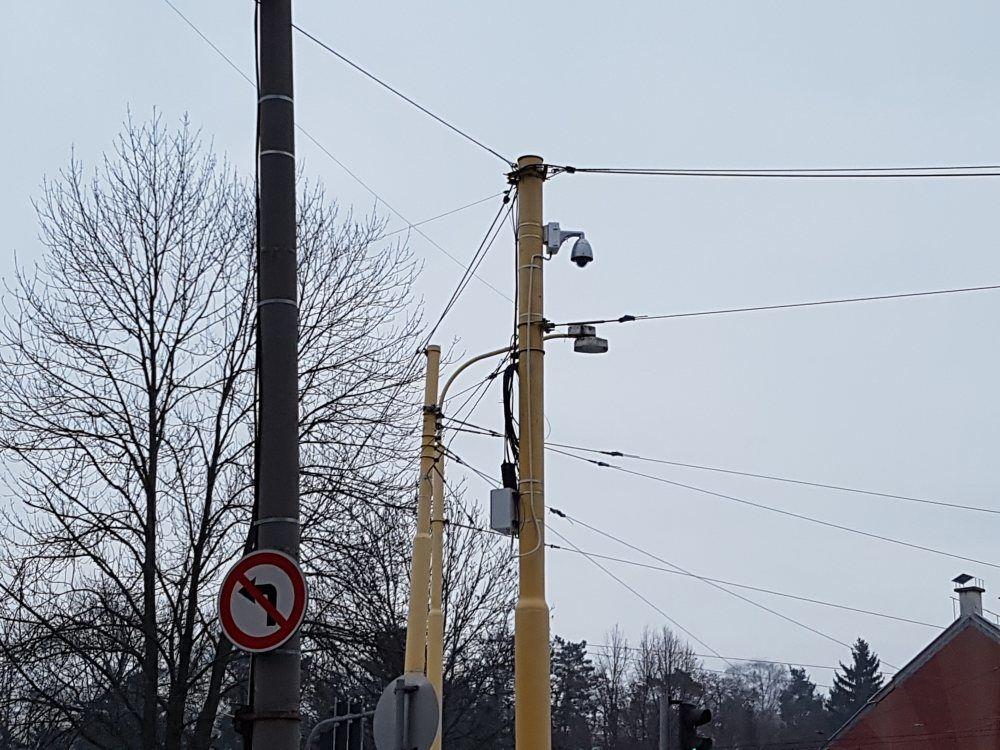Nové kamery mestskej polície na Spanyolovej a autobusovom nástupišti, foto 3