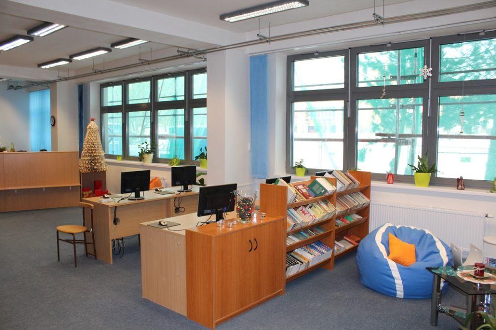 Rekonštrukcia knižnice UNIZA, foto 1