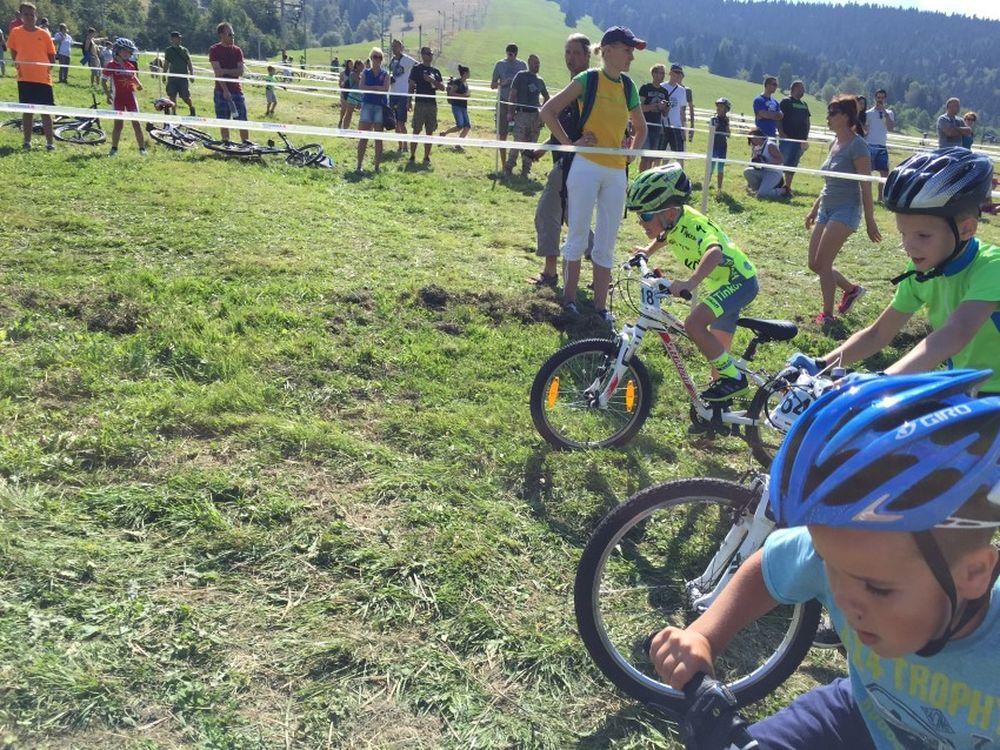 Detská Tour Petra Sagana, foto 1