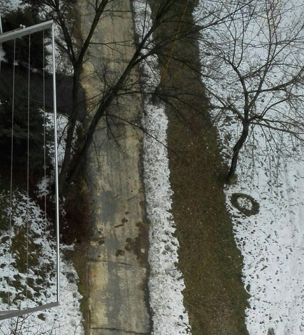 Asfaltový postrek na Solinkách, foto 2