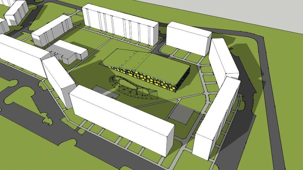 Parkovací dom Osiková ulica - návrh architektonické štúdio Atrium, foto 4