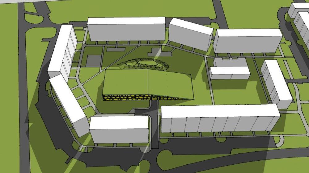Parkovací dom Osiková ulica - návrh architektonické štúdio Atrium, foto 5