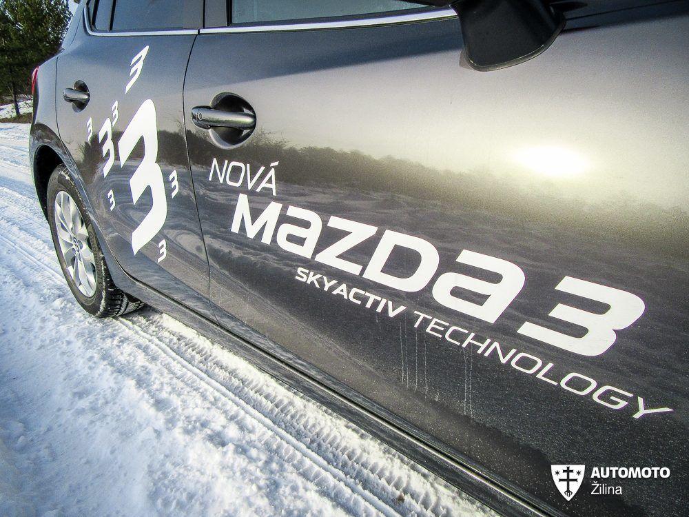 Mazda 3 2,0 Skyactiv G-165 Revolution, foto 4