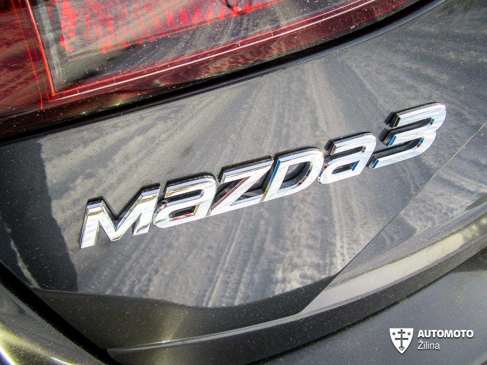 Mazda 3 2,0 Skyactiv G-165 Revolution, foto 8