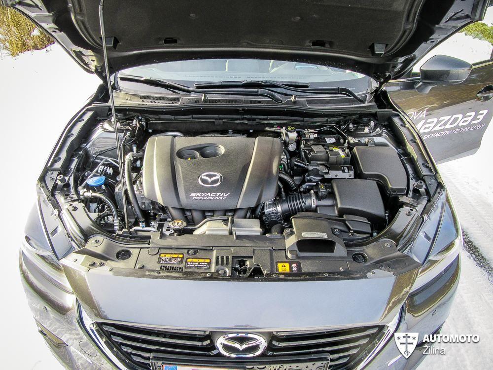 Mazda 3 2,0 Skyactiv G-165 Revolution, foto 13
