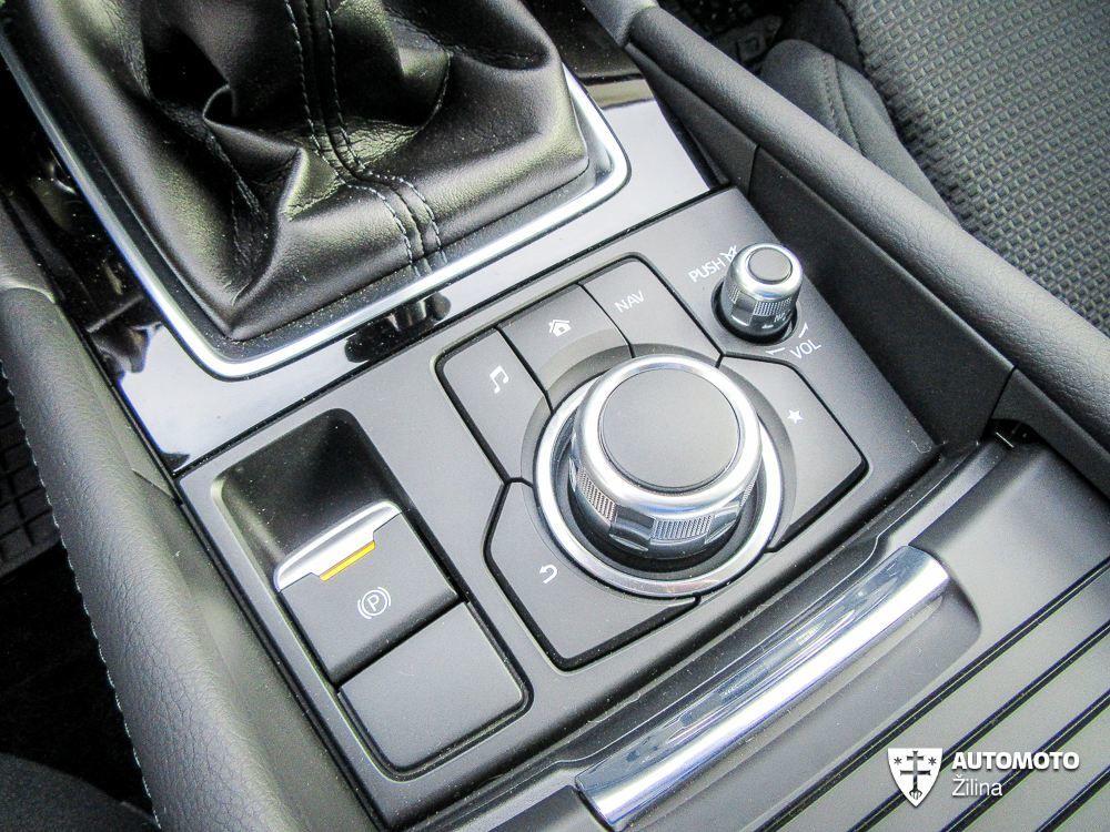 Mazda 3 2,0 Skyactiv G-165 Revolution, foto 14