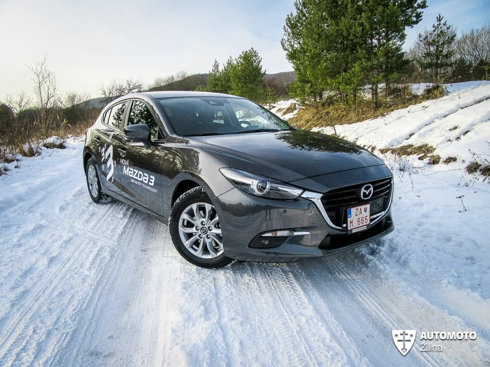 Mazda 3 2,0 Skyactiv G-165 Revolution, foto 28