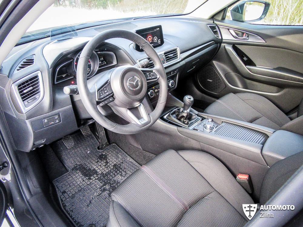 Mazda 3 2,0 Skyactiv G-165 Revolution, foto 29