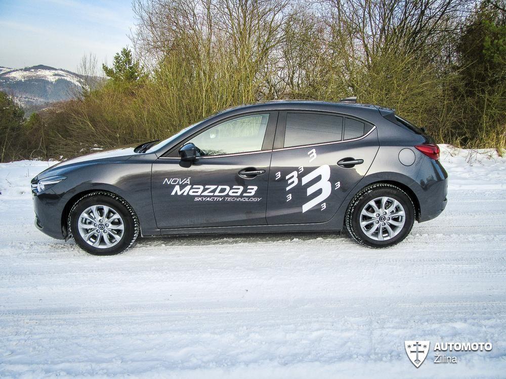 Mazda 3 2,0 Skyactiv G-165 Revolution, foto 32