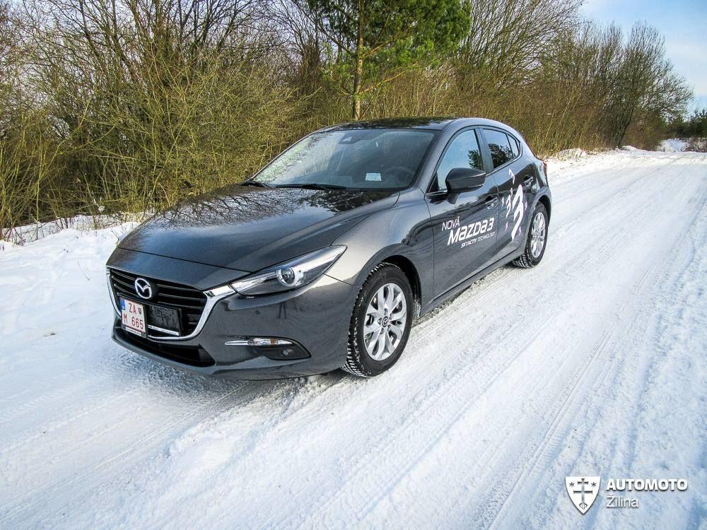 Mazda 3 2,0 Skyactiv G-165 Revolution, foto 33