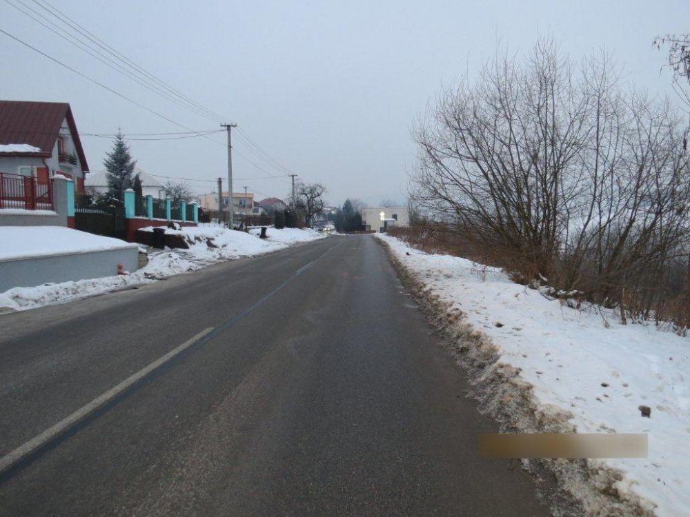 Útek z miesta dopravnej nehody Trnové , foto 1