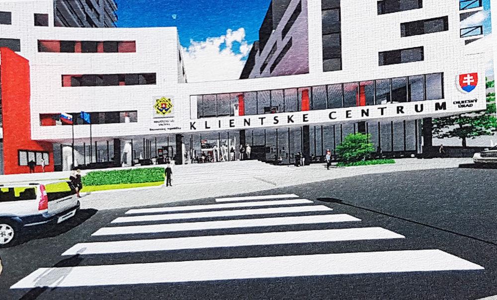 Nové klientske centrum Europalace Žilina, foto 2