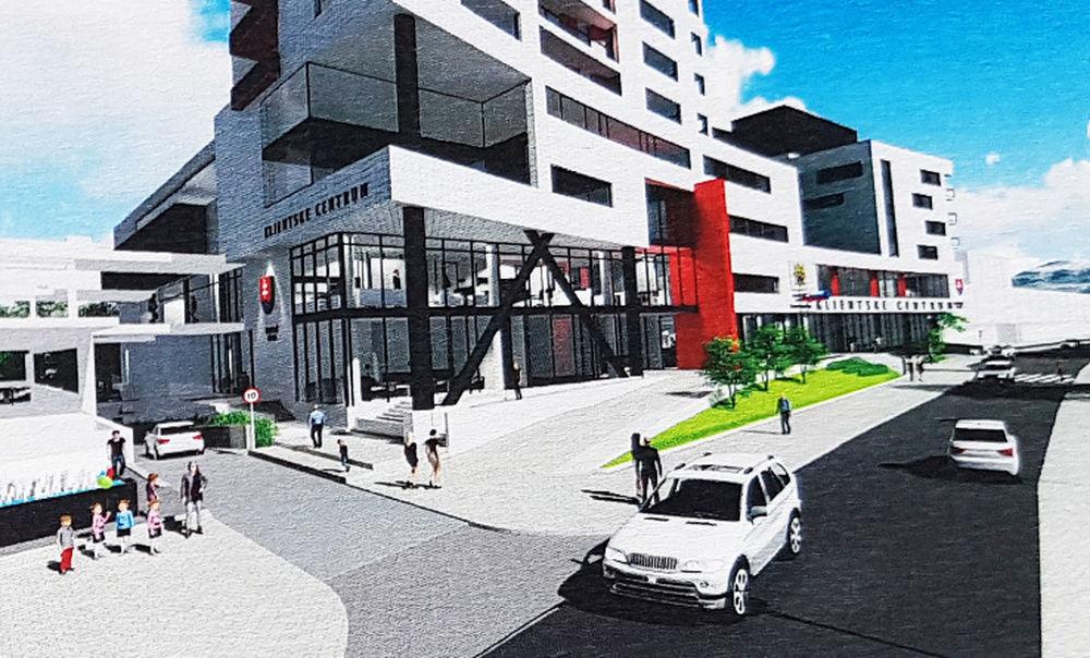 Nové klientske centrum Europalace Žilina, foto 3